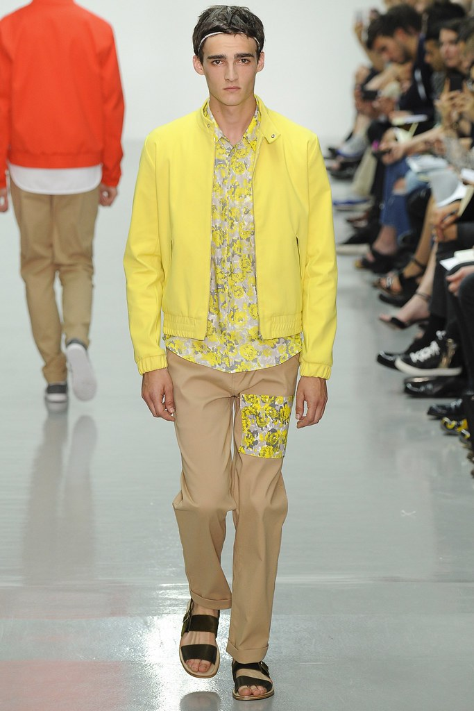 SS15 London Richard Nicoll009_Elliott Vulliod(VOGUE)