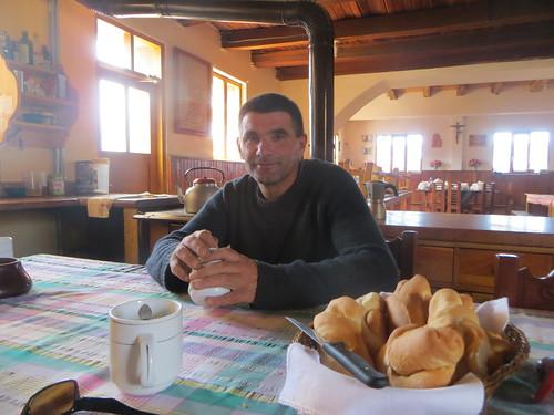 the Italian father in Ticllos