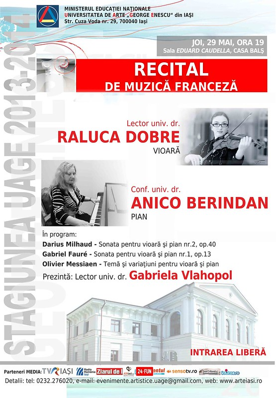 2014.05.29.Recital Dobre Berindan