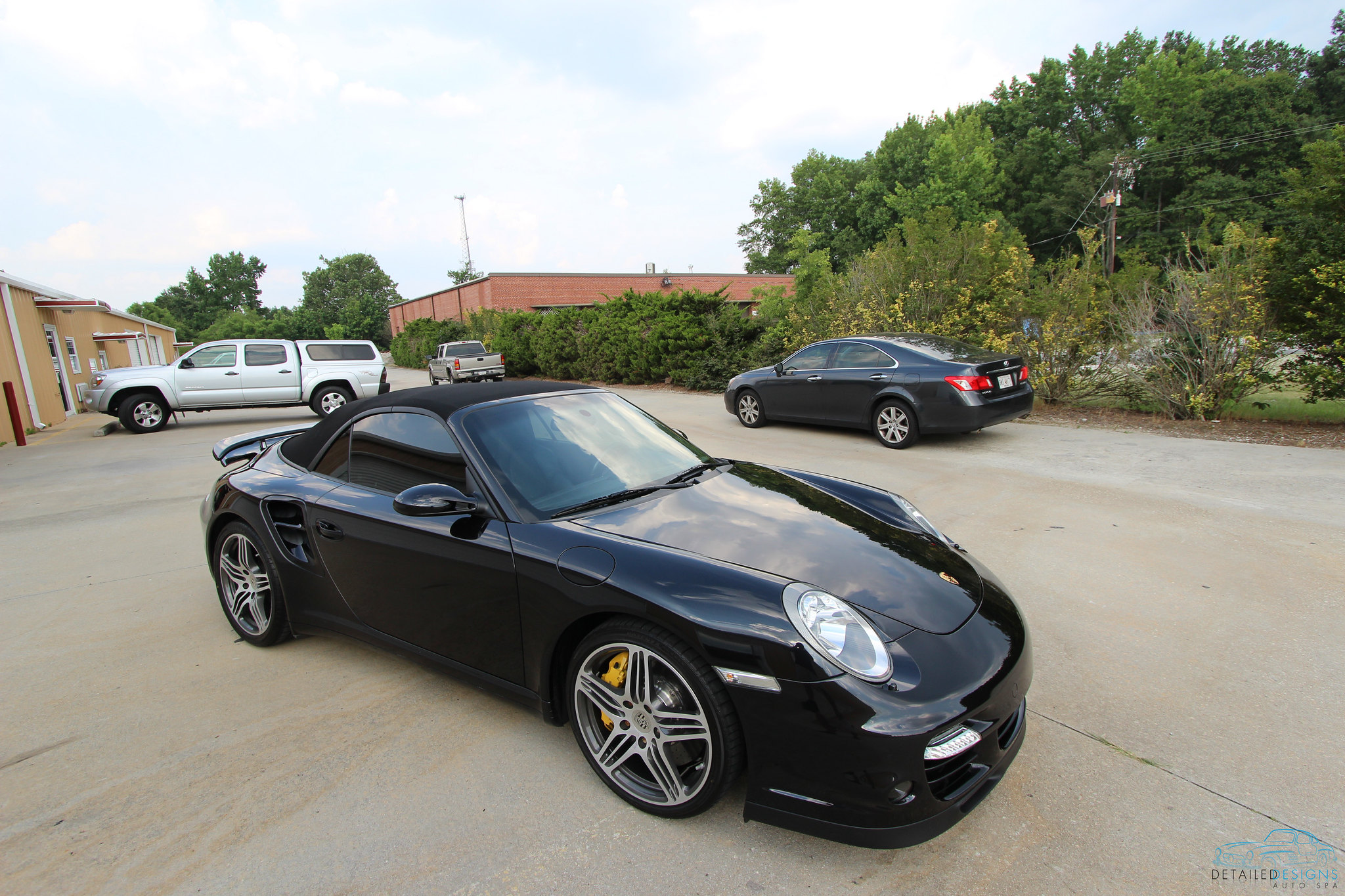 Detailed Designs Auto Spa Porsche Detailing Atlanta