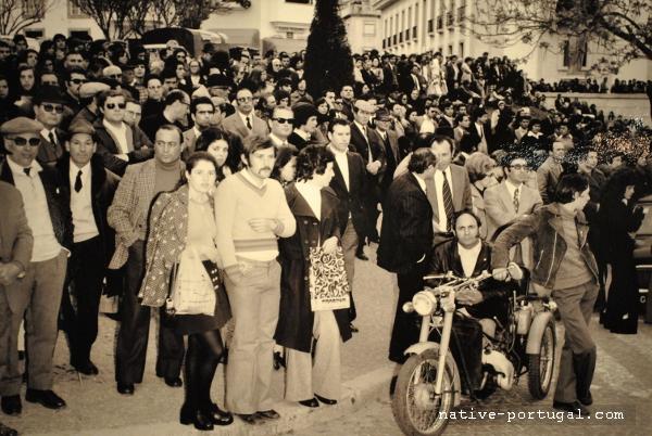 26 - 25 апреля 1974 года - революция гвоздик в Португалии - Каштелу Бранку
