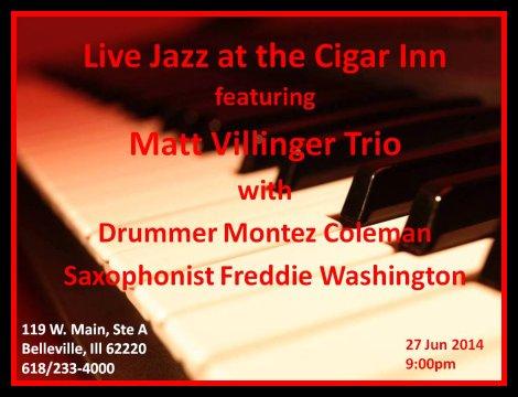 Cigar Inn 6-27-14