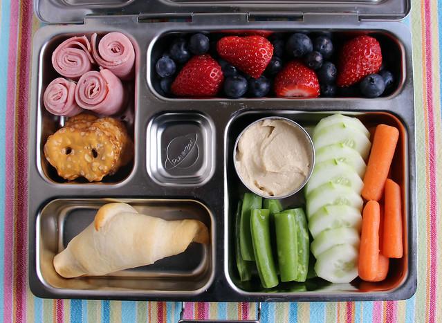 Preschool Bento #658
