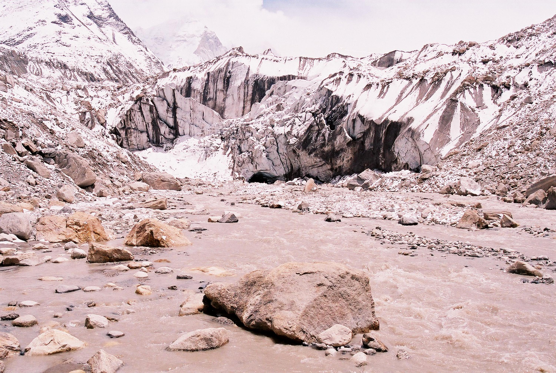 गंगोत्री ग्लेशियर