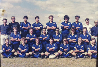 Bond Uni Colts 1990 Premiers