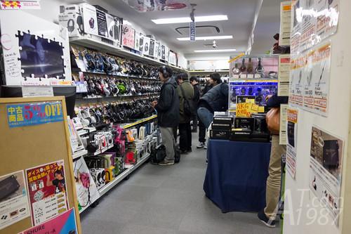 e-earphone Akihabara