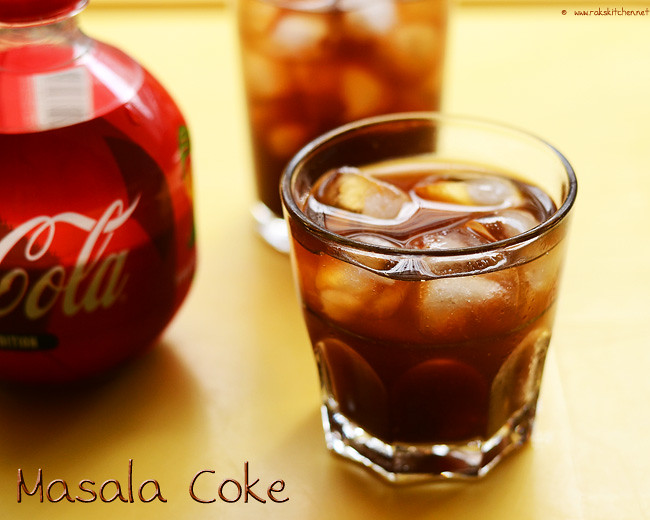 Coke Drink Recipes Masala Coke Recipe