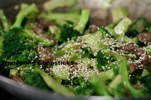 Chinese Beef and Broccoli Stir-fry 14