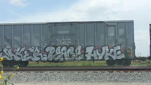 graffiti boxcars
