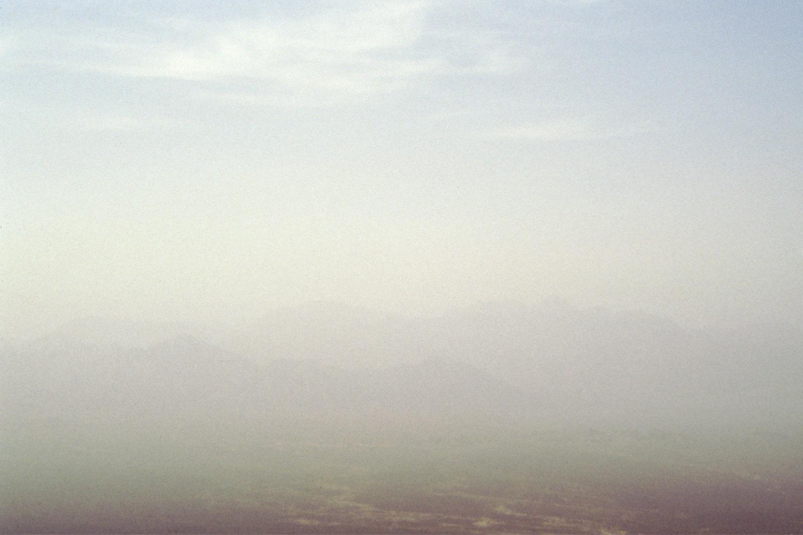 Turpan - Province du Xinjiang - 150 mètres au dessous du niveau de la mer
