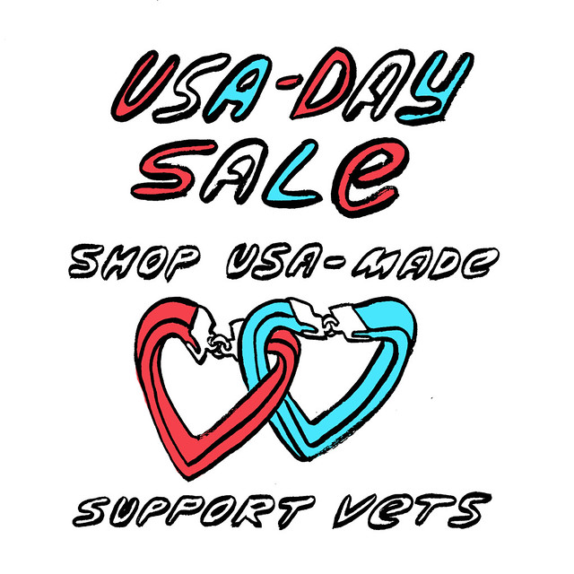 USA DAY SALE