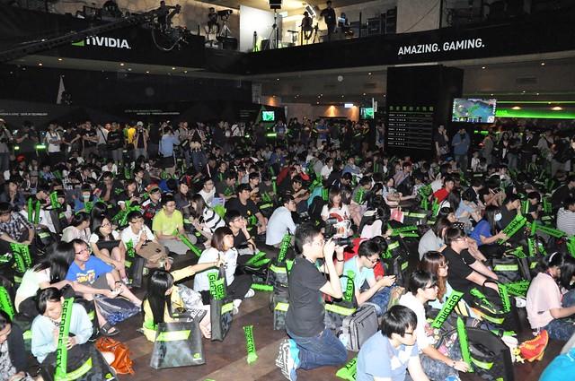 20140602 NVIDIA GAMER'S DAY @ Taipei