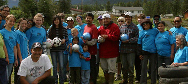 August 30, 2014 Today's Offering – Canadian Native Ministries