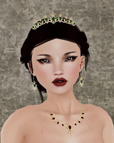 Krystal @ Fit for a Princess