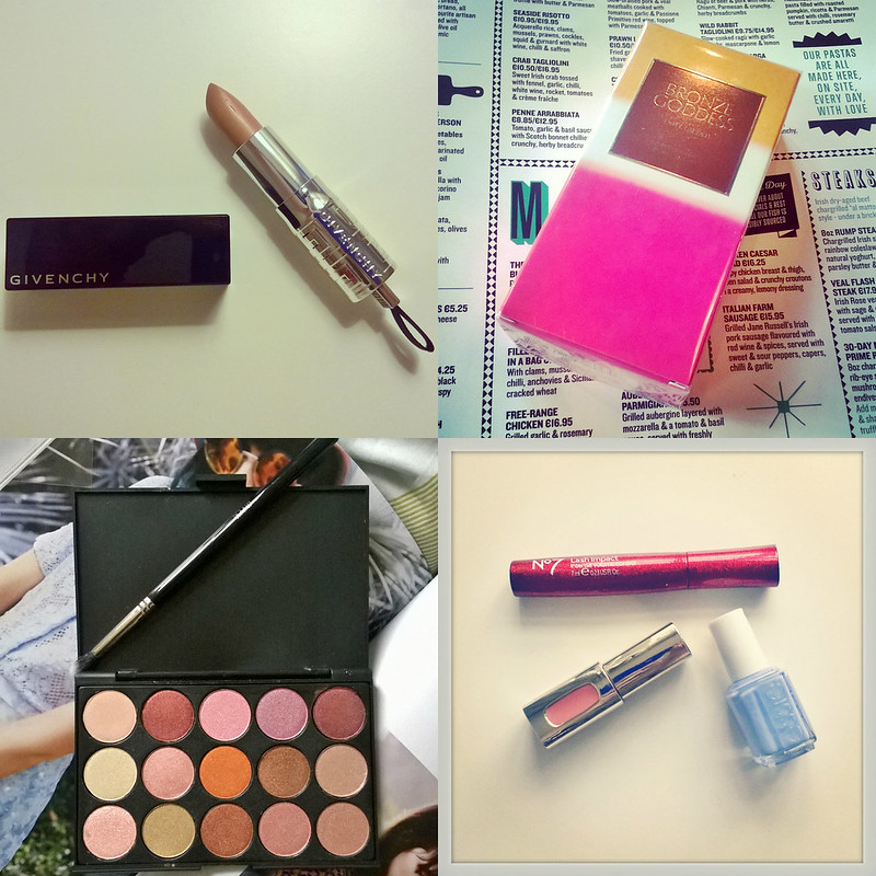 May Instabeauty Collage