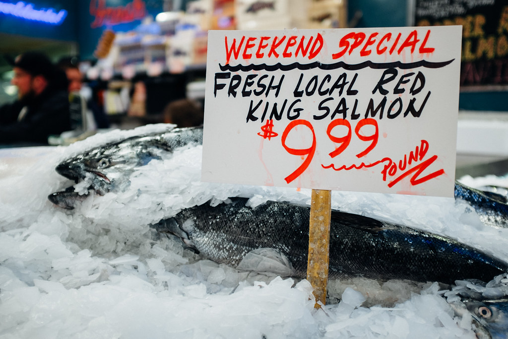 Pike Place Market June 07