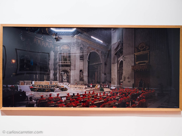 Exposición de Historia - Mirada de Artistas - Luc Delahaye