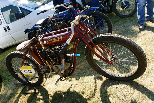 Indian 1000 Board track racer 1918 (Antoine Marchand)