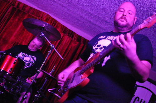 Electric Ruin at House of Targ