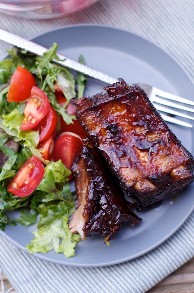 Suussulavad BBQ-ribid / BBQ ribs