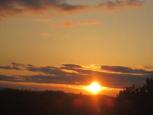 sunset sun home nature sunshine clouds canon season spring balcony skys chanelchat infinitexposure