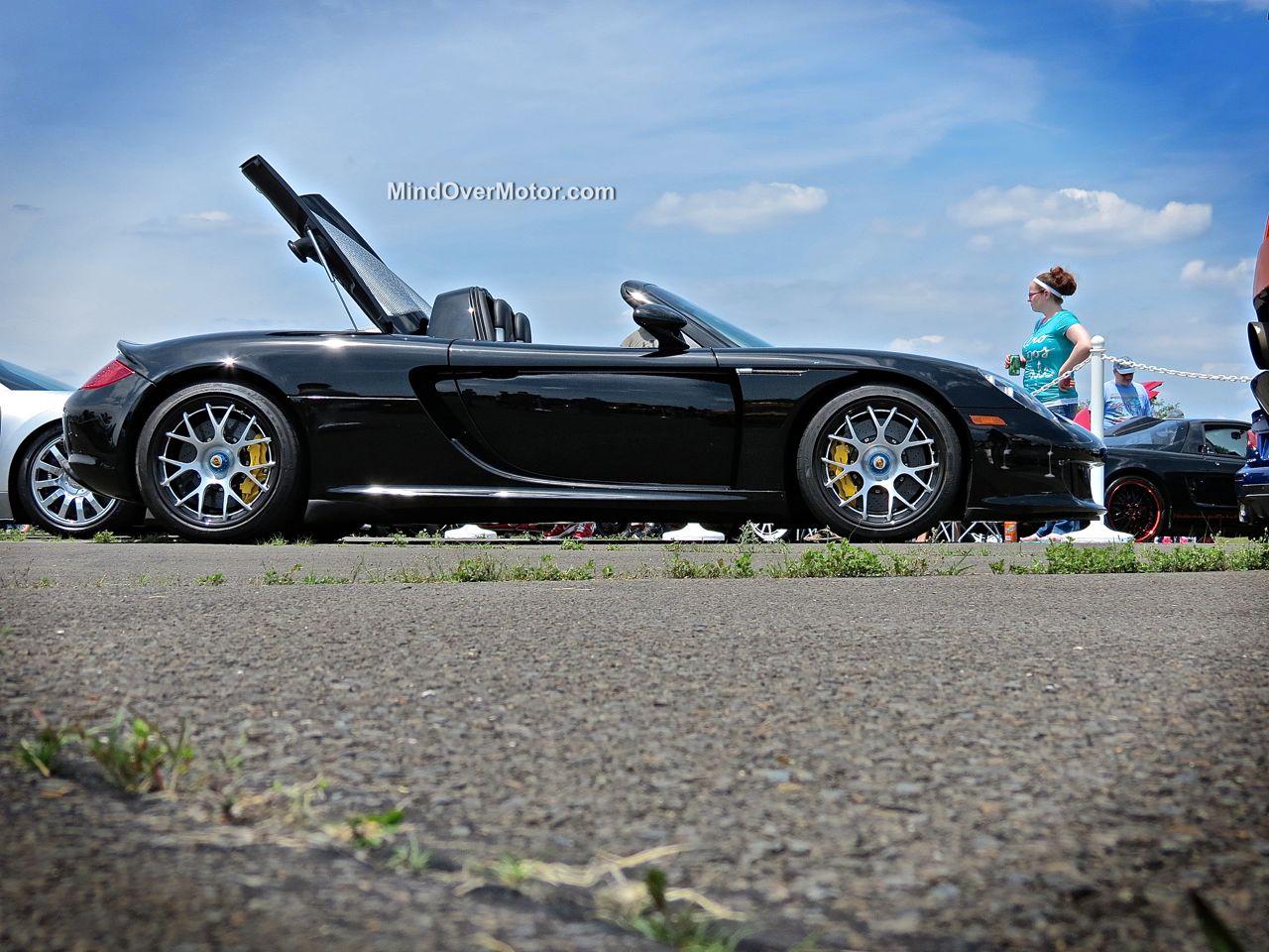 Porsche Carrera GT at CF Charities