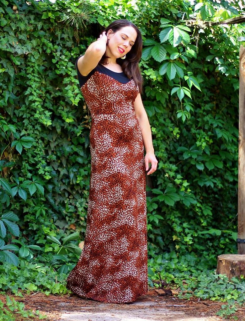 noni b maxi dress too long