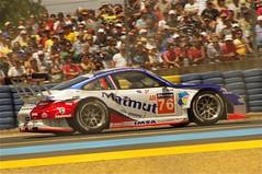 IMSA Performance Matmut's Porsche 997 GT3 RSR Driven by Raymond Narac, Nicolas Armindo and David Hallyday