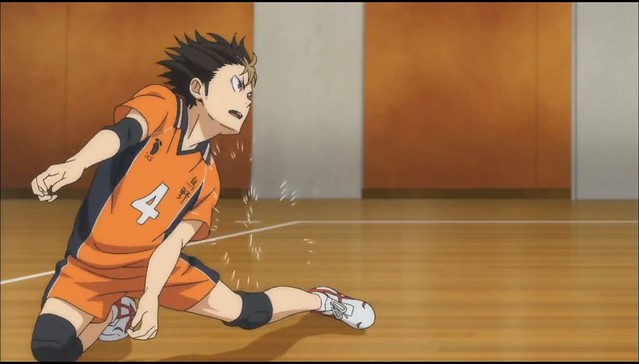 Haikyuu!!: Episode 13 | ☆ koekara