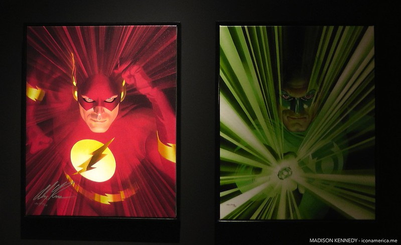 Alex Ross exhibition