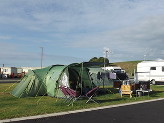 Family camp @ Redgates in Maidens 16 July 2014