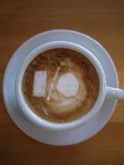 Today's latte, Google I/O 2014.