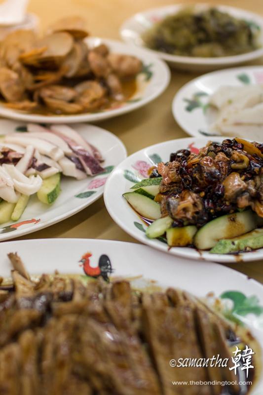 Joo Seng Teochew Porridge 裕成潮州糜