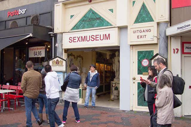 Amsterdam 13 sex museum