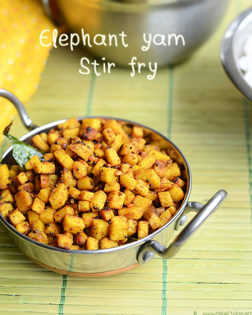 elephant-yam-recipes