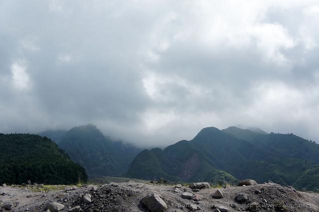 Yogyakarta - Gunung Merapi 4x4 Jeep tour - mountain