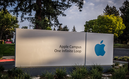 Apple Headquarters in Cupertino-001