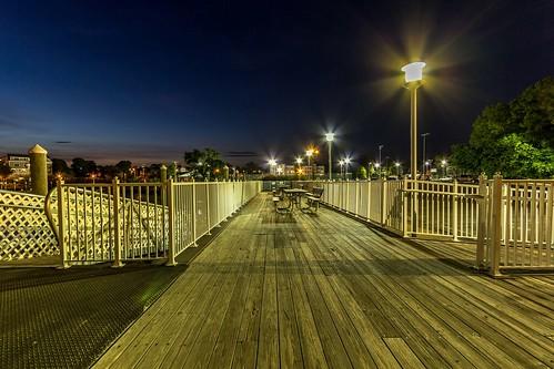 night boat photo dock long exposure ct milford sigma1020
