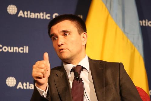 Wartime Diplomacy: Ukrainian Foreign Minister Pavlo Klimkin 7.29.14