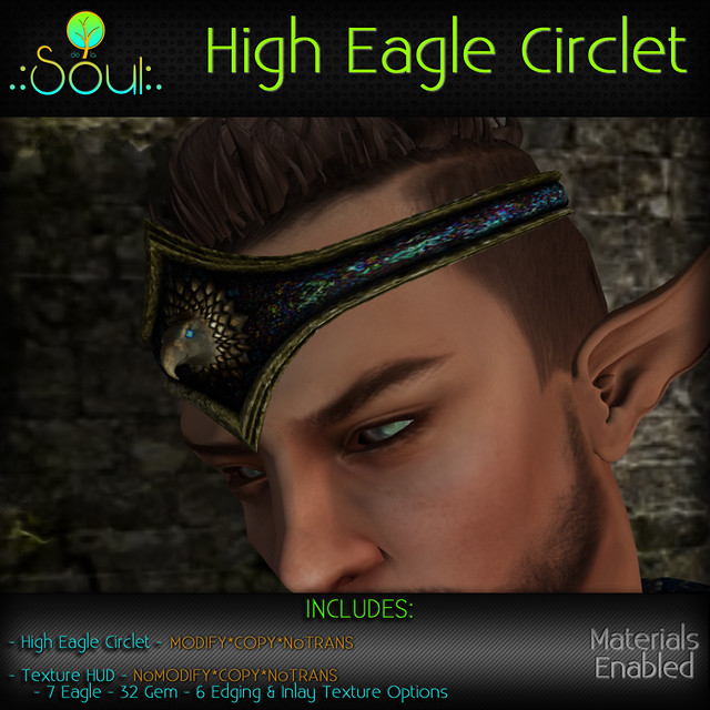2014 High Eagle Circlet