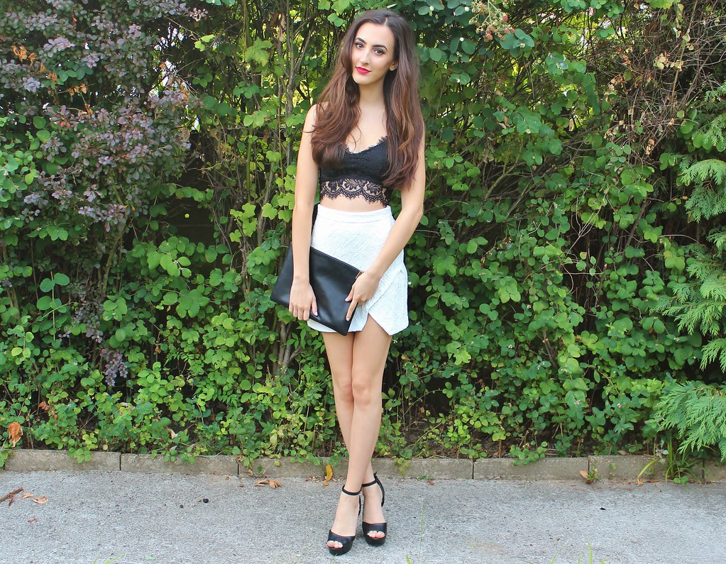 SUMMER LACE OOTD