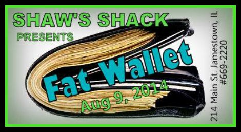 Fat Wallet 8-9-14
