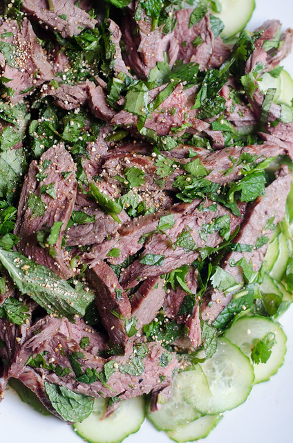 14654137851 865e5ba509 z Thai Grilled Steak Salad