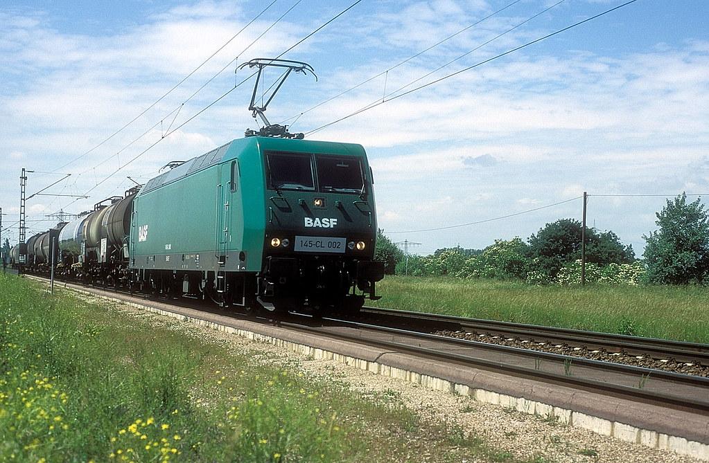 145 CL 002 Waghäusel 24.05.00