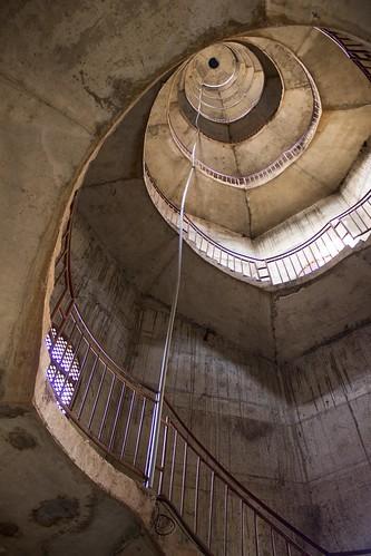 Minaret stairs