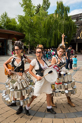 Village Entertainment during Pemberton Music Festival