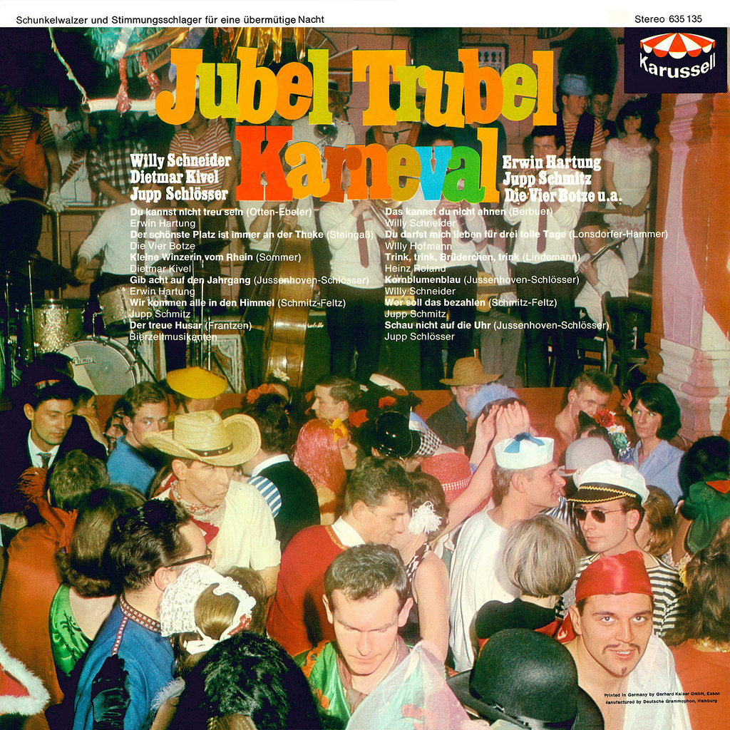 Various Artists - Jubel, Trubel, Karneval