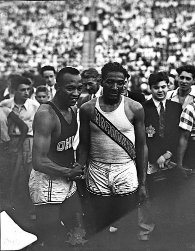 Jesse Owens photo