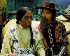 Buffalo Bill and Chief Sitting Bull