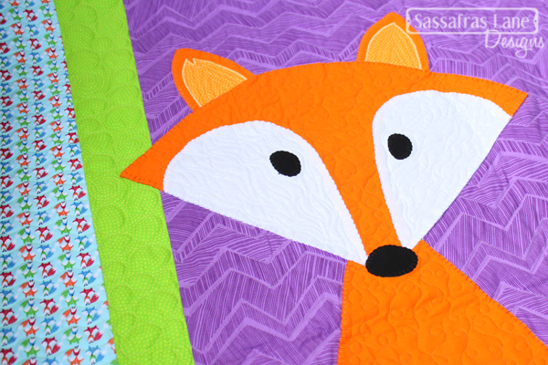 Zoey's Zoo Fox Close-Up